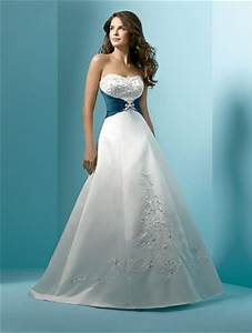 non traditional wedding dresses dress ideas for the non With wedding dresses with color blue
