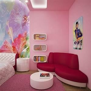 Jugendzimmer Modern Einrichten : kinderzimmer gestalten ideen lassen sie sich von den bildern inspirieren ~ Sanjose-hotels-ca.com Haus und Dekorationen