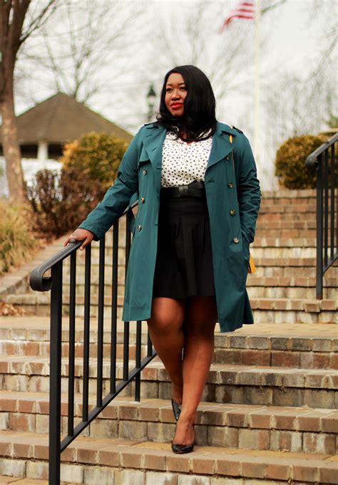 emerald city shapely chic sheri  size fashion blog