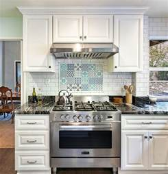 tile ideas for kitchen backsplash 25 creative patchwork tile ideas of color and pattern