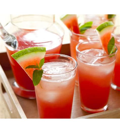 simple summer drink recipes non alcoholic summer drink recipes easy drink recipes for summer