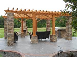 Pergola with Outdoor Room
