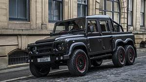 Land Rover Defender Xs Double Cab Pickup 2 2 Tdci Flying