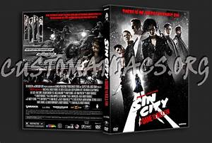 Sin City 2 A Dame To Kill For dvd cover
