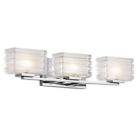 kichler bathroom  vanity lighting goinglighting