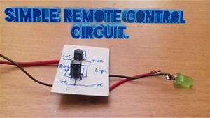 I R  Ud83d Udce1remote Control  Ud83d Udce1circuit Very Easy    Ud83d Ude32