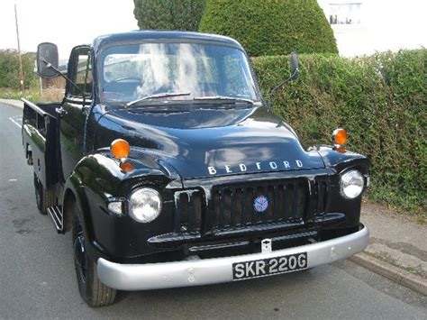 1969 Bedford J Type Pick Up