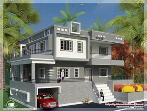 Exterior Home Design s In India thraam