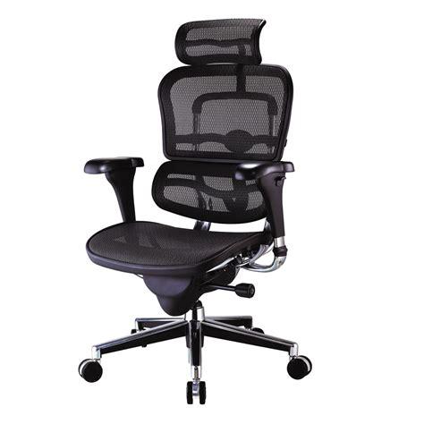 fauteuil bureau pour mal de dos