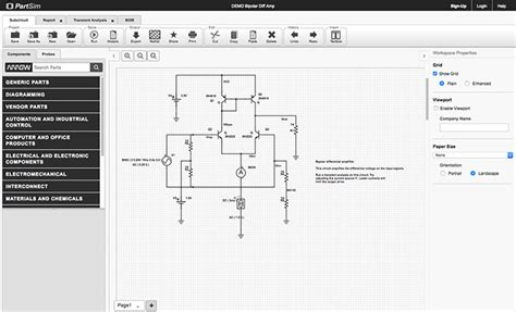 Free Circuit Simulation Software Engineering Resources You