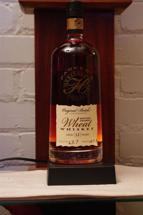 Parkers Heritage Collection Release Number 9 Whiskey ...