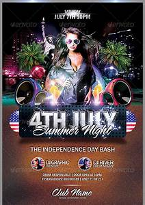 Club Event Flyer Templates 16 Amazing Independence Day Psd Flyer Templates Web