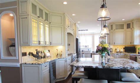 stunning kitchen remodel  ijamsville talon construction