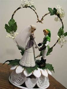 14 Delightfully Geeky Wedding Cake Toppers   Mental Floss