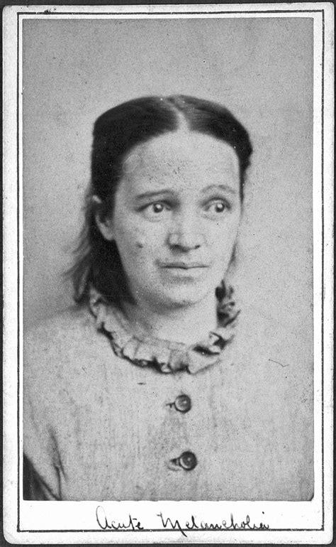 Haunting Victorian Mental Illness Photographs - artnet News