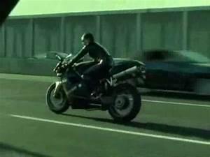 Matrix Reloaded Ducati Scene
