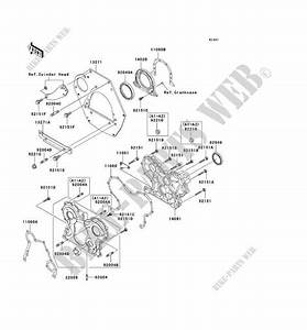 Engine Covers For Kawasaki Mule 2510 Diesel No Year