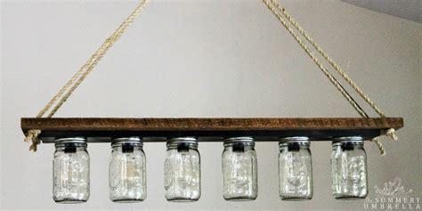 remodelaholic upcycle  vanity light strip   hanging