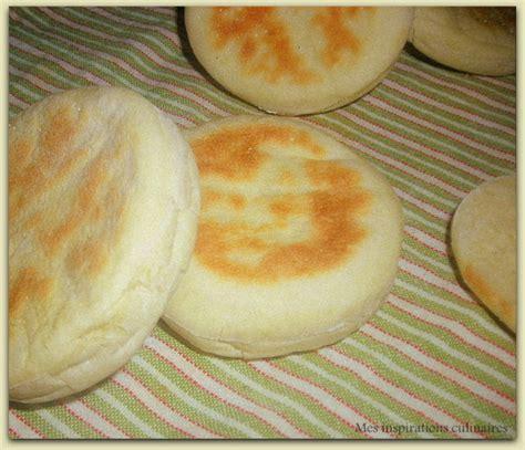 cuisine recette rapide batbout petits pains marocains à la poêle le