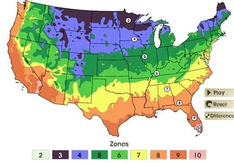 Long Overdue Plant Hardiness Map Is A Hothouse