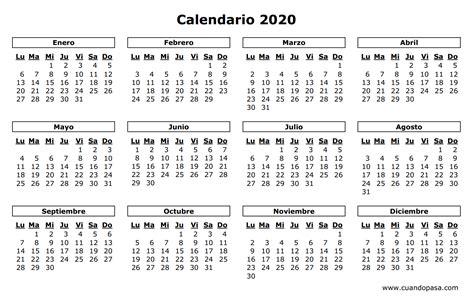 calendario de mexico
