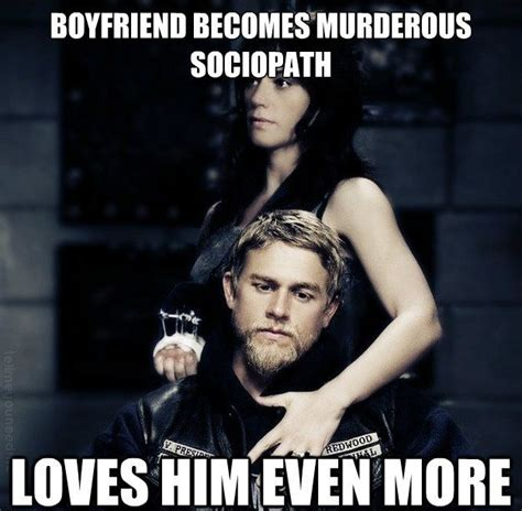 Soa Meme - 25 best images about soa memes on pinterest my ex quotes quotes and christian grey
