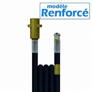 Furet Pour Déboucher Canalisation : flexible canalisation 25m avec buse adaptable karcher ~ Edinachiropracticcenter.com Idées de Décoration