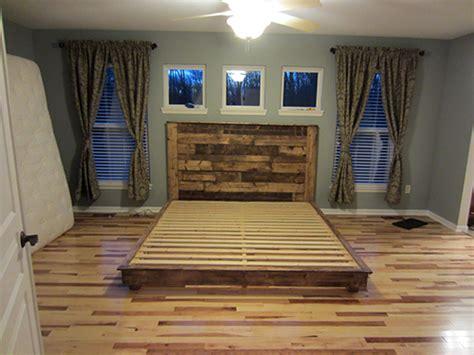 diy bed frames  meet  sleeping comfort