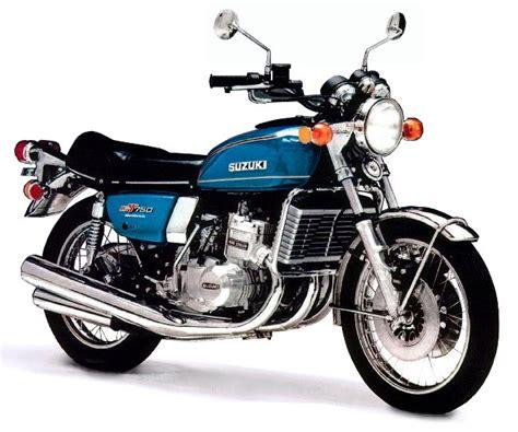 1976 Suzuki Gt750 by Suzuki Gt750 Model History