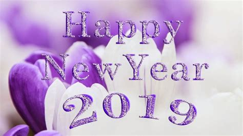 Welcome Happy New Year 2019 Goodbye 2018 Celebrations Quotes