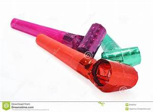 Party Blowers Stock Images - Image: 8340454