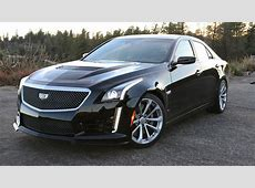 2016 Cadillac CTSV Review More Than Brute Force