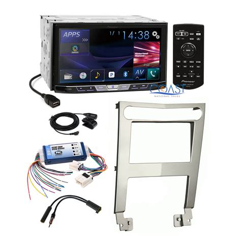 Pioneer Car Stereo Dash Kit Bose Harness Interface