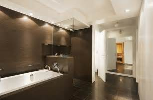 modern bathroom shower ideas modern small bathroom design ideas 6708