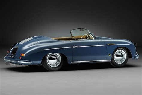 classic porsche this 1957 porsche 356 speedster is a pristine exle of