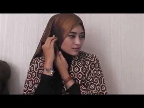 hijab tutorial natasha farani  acara dinner youtube