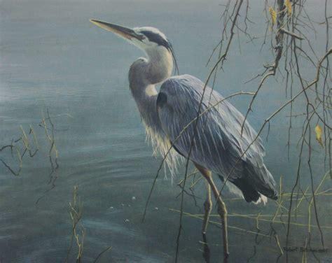Artist/naturalist Robert Bateman (canadian