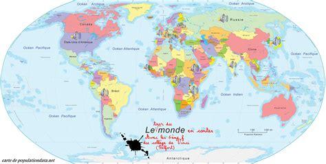 tendance couleur chambre adulte carte du monde my