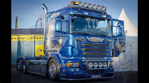 trailer trucking festival nordic trophy  mantorp