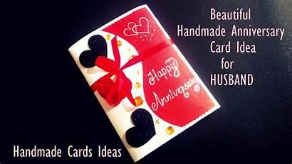 Anniversary Card Husband Handmade