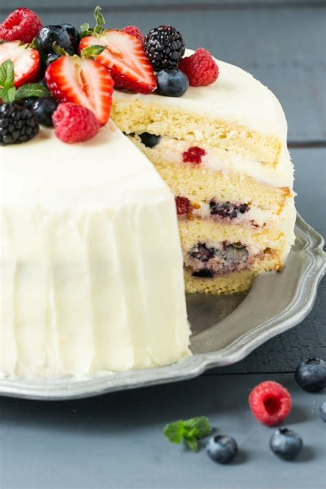 berry chantilly cake bobs red mills recipe box