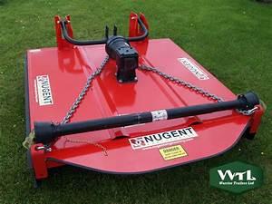 Nugent Grass Topper  U2013 Warrior Trailers Ltd