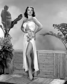 Mary Lightly by Jean Peters Actress