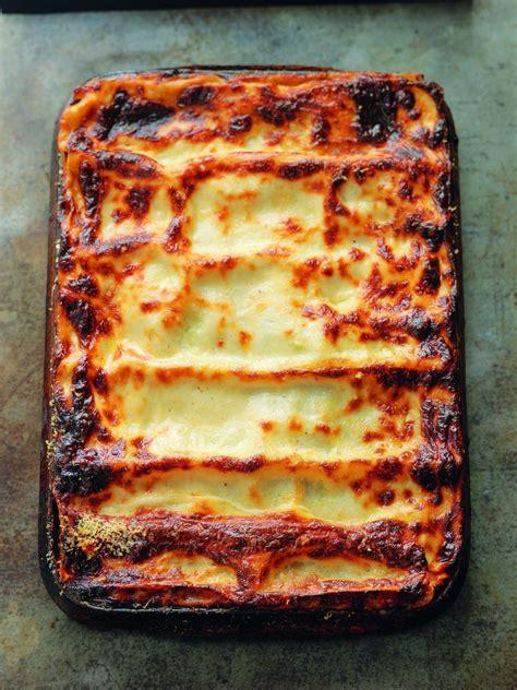 lasagne extract  tom kerridges   dishes