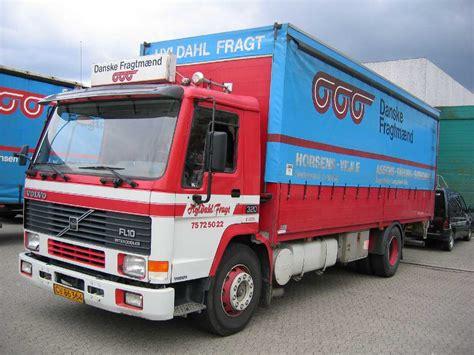 volvo istoria camioanelor