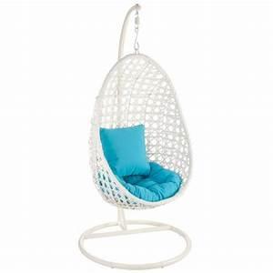 Chaise Suspendue Interieur : chaises design 15 chaises suspendues modernes ~ Teatrodelosmanantiales.com Idées de Décoration