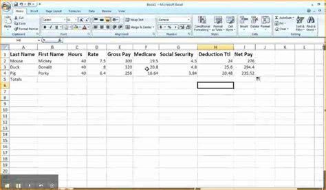 certified payroll excel template simple salary slip