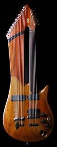 harp guitar | Double (twin) neck electric guitars | Pinterest