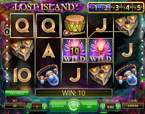 Lost Island™ Slot Machine Game To Play Free