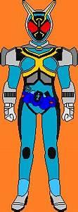 Kamen Rider Nadeshiko: Cosmic States by Teknam on DeviantArt